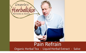 Pain Refrain Tea